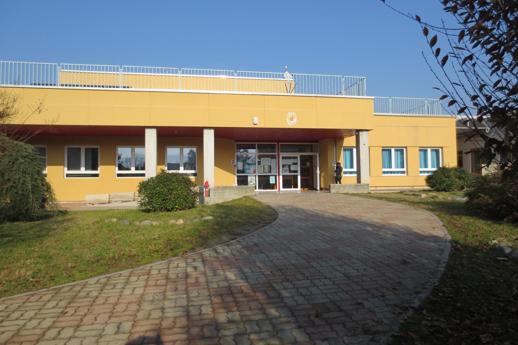 Scuola Giulio Monteverde (Bistagno, AL)