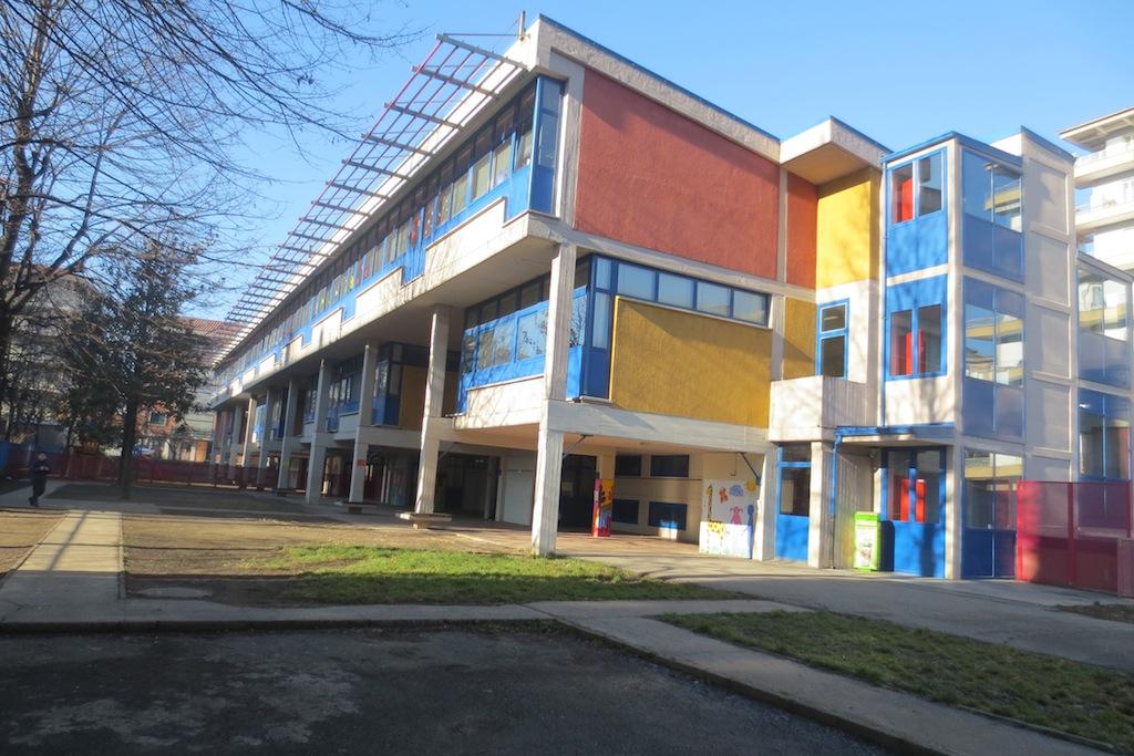 Scuola Matteotti – I.C. Borgata Paradiso (Collegno, TO)