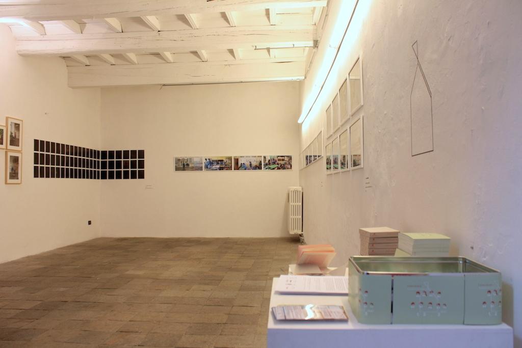 Mostra in via Bonelli 11/A (Festival dell'architettura in città 2014)